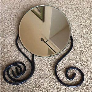 Other - Oval vanity top swivel